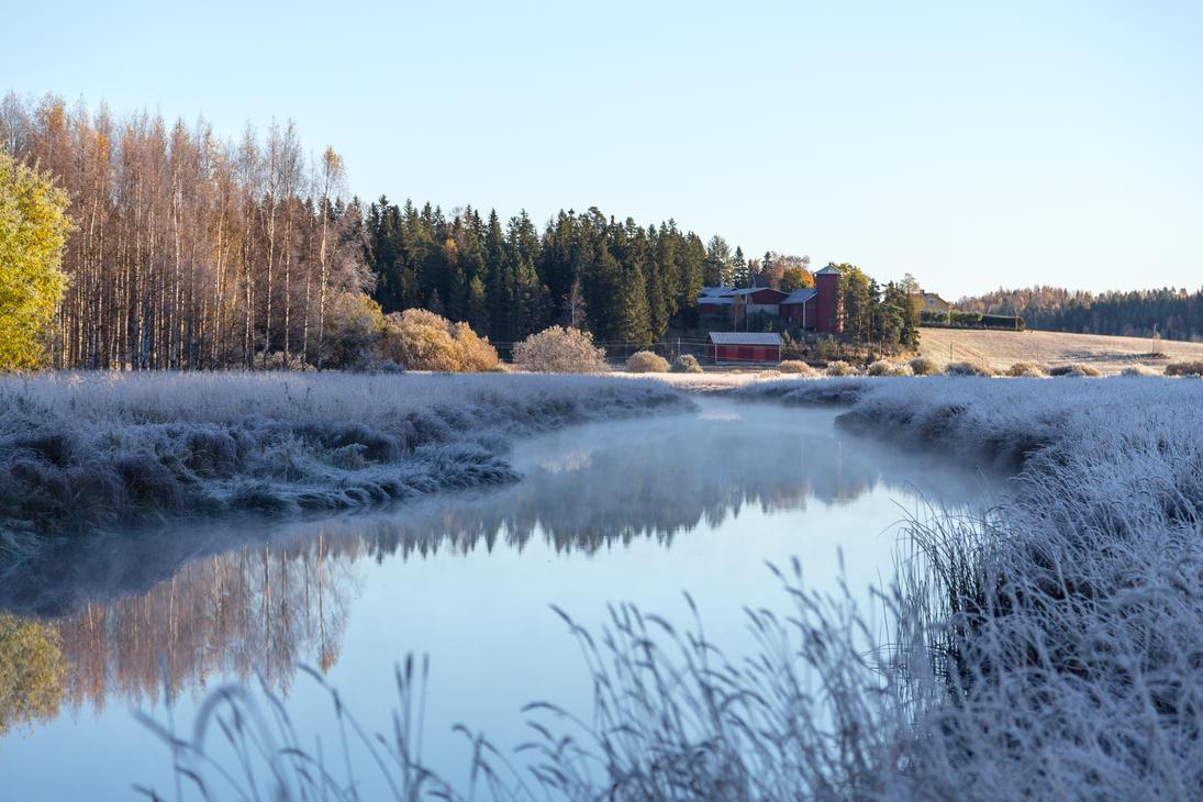 First frosty morning by BIREL
