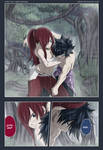 Fairy Tail 242 Gray and Erza