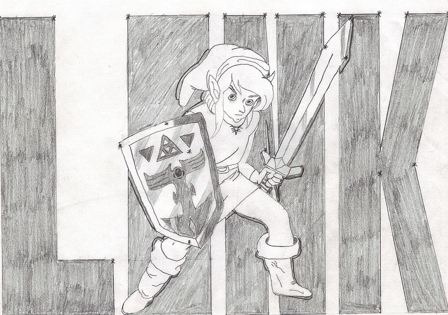 Link by Silver-Tiamat