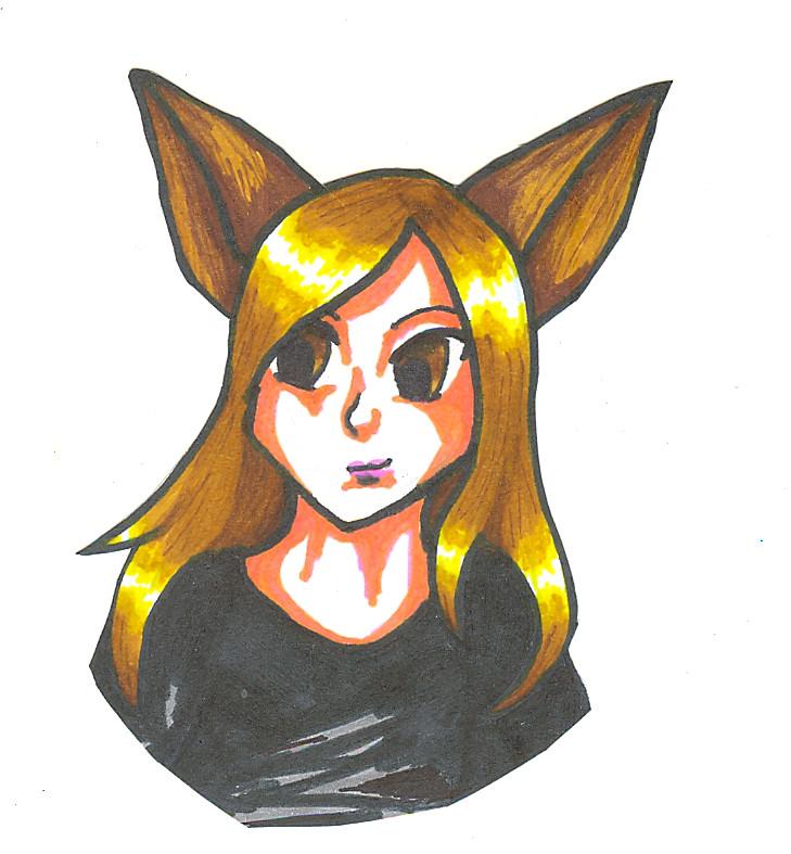 Ferret's Head by Ferret-X