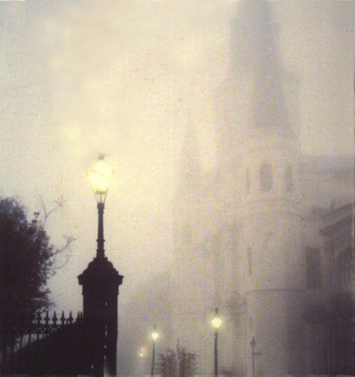 Misty Morning Fog by electricGypsy