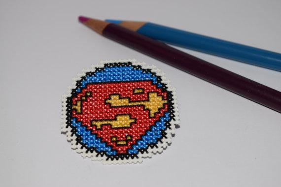 Superman Crest by HopperARTZ