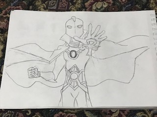 The world needs Doctor Fate by TheDeadpool99