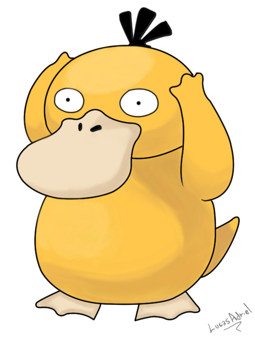 pokemon psyduck wallpaper 1920x1080 - photo #28