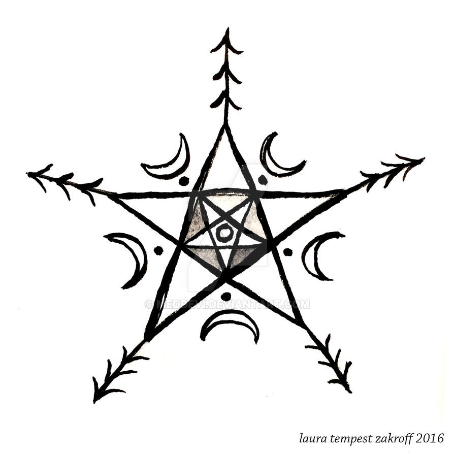 Power Sigil by meddevi