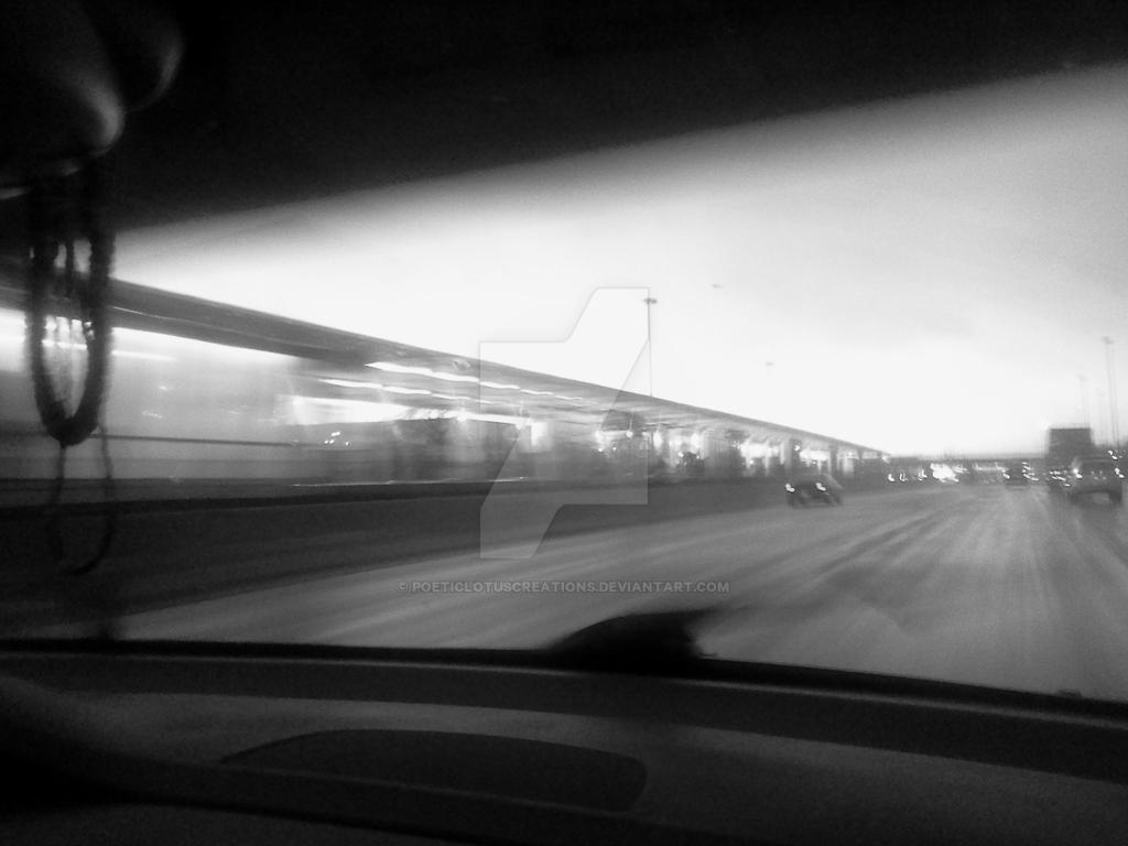 Warp Speed on the Ryan by PoeticLotusCreations