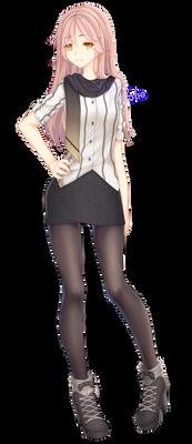 Anime girl - Original Character