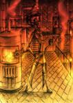 Mortimer's furnace
