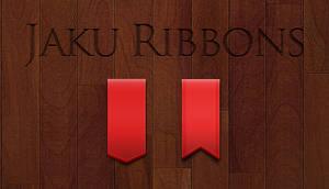 Jaku Theme RIbbons