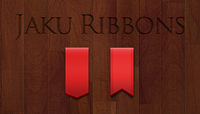 Jaku Theme RIbbons by jcwhatcounts20