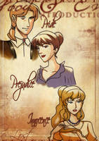 Pride and Prejudice by shongcredible