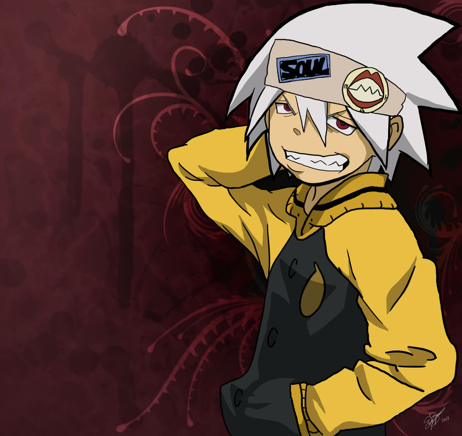 Soul Eater Evans by oxMZxo