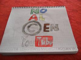 No al copyright en YouTube