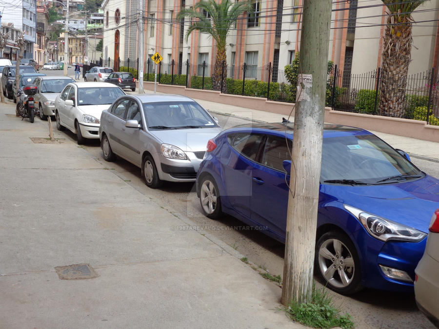 Autos estacionados by 1987arevalo