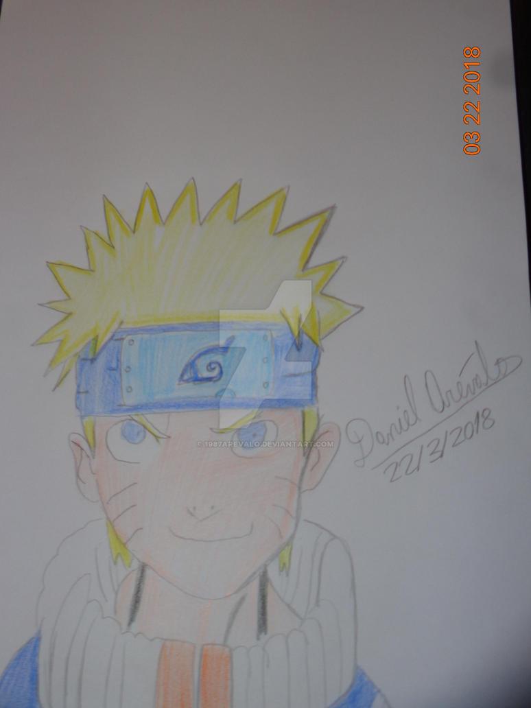 Naruto Uzumaki by 1987arevalo