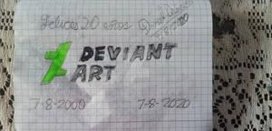 20 years of Deviantart!!!!