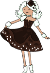 Cocoa Princess OC