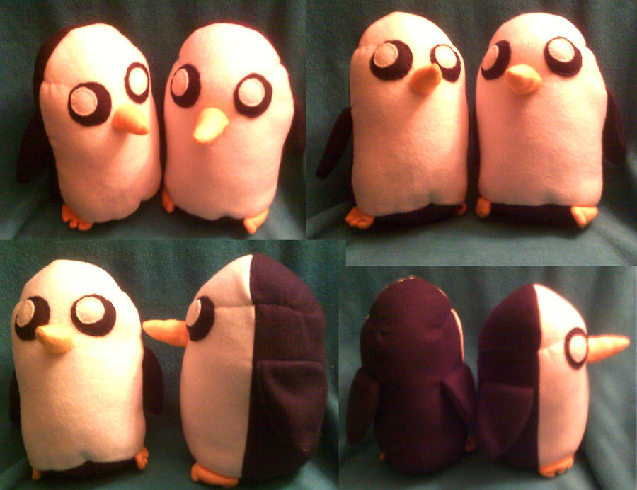 Gunther Plush Extra by kiashone