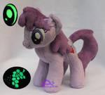 Berry Punch V3 Glow-in-the-Dark by kiashone