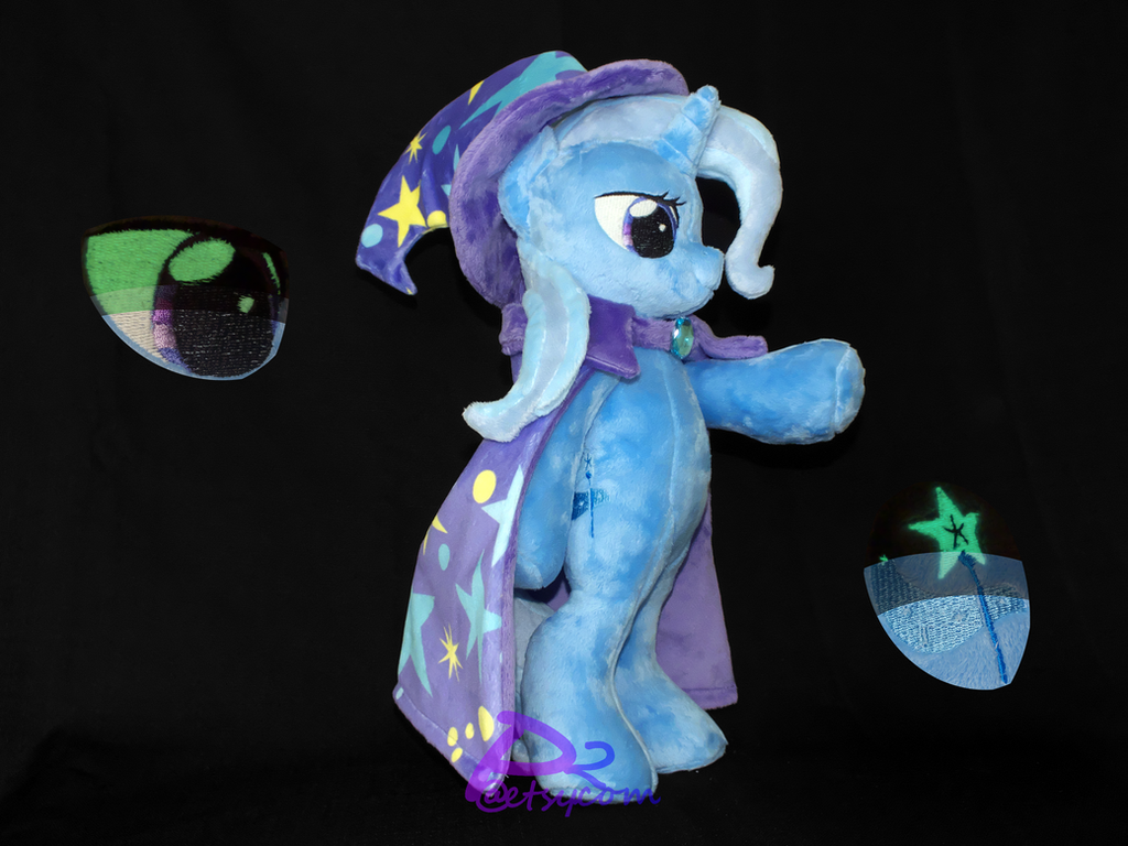The Great and Powerful Trixie SV1 by kiashone