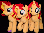 Sunset Shimmer V7 (BronyCon 2017)