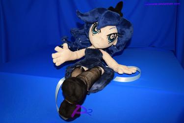 Princess Luna PSwG (BronyCon 2017) by kiashone