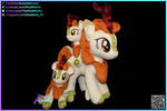 Autumn Blaze -BronyCon 2019-