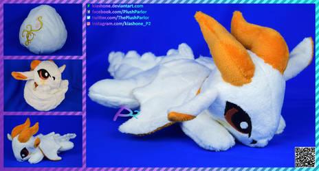 Devonte Brodeur -Baby Dragon to Egg-
