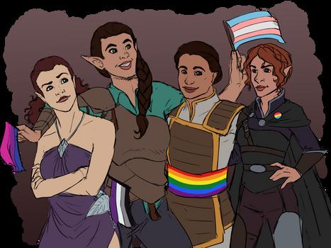 LGBT+ Pride Month