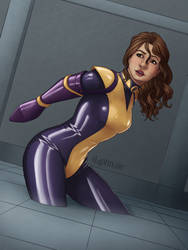 April Patron Poll - Kitty Pryde by d4phnaie