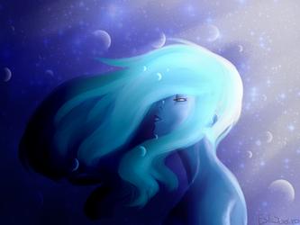 Water Girl by heshi13