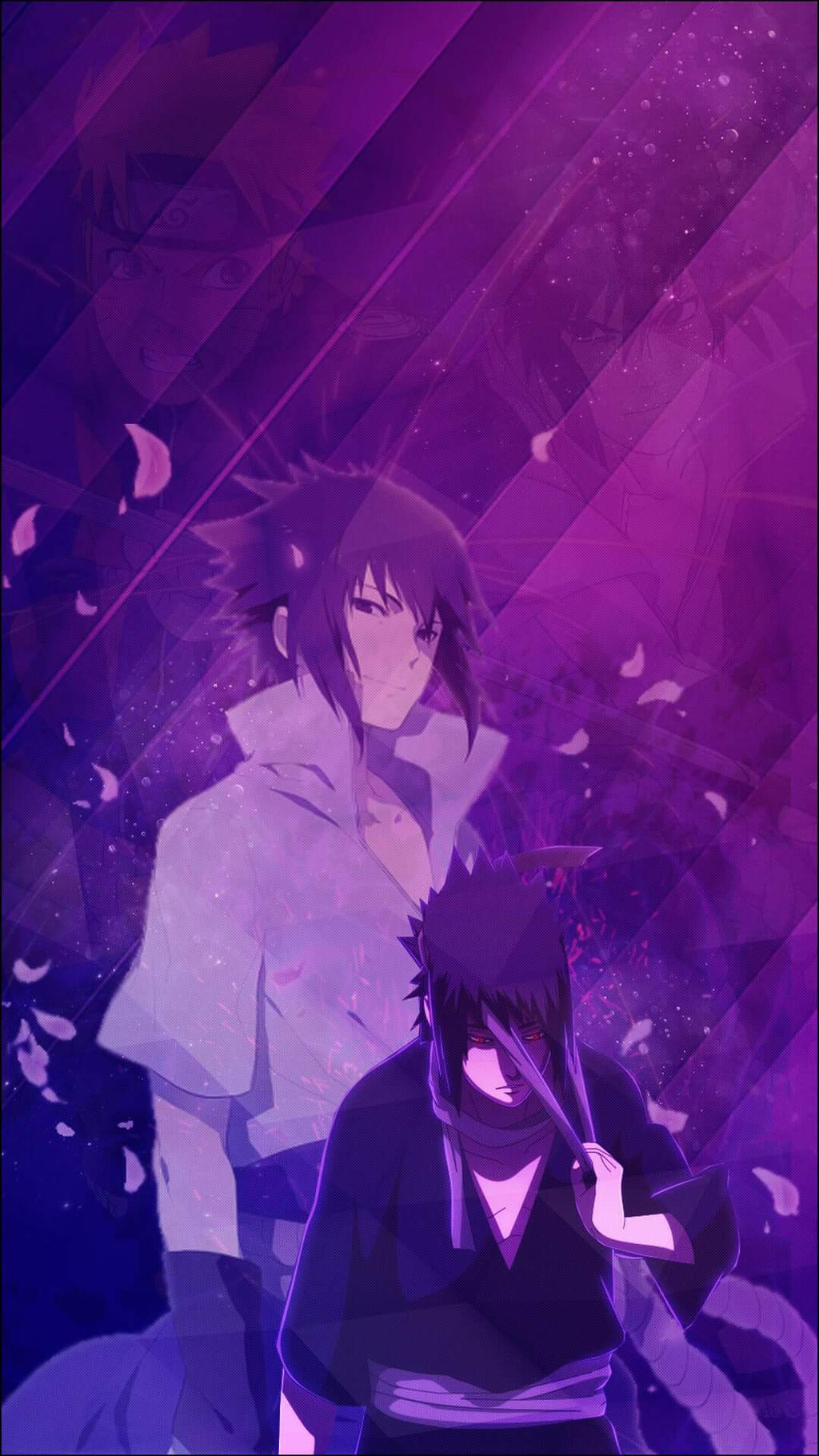 Sasuke Phone Wallpaper By Efx88