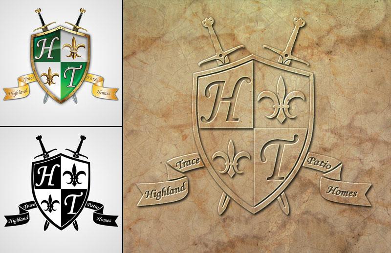 Highland Trace logo design by Stephen-Coelho