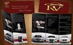 Ready Valet trifold brochure