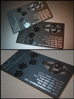 Road Dog business-card design by Stephen-Coelho