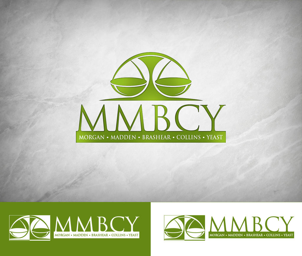 MMBCY Law Firm logo design by Stephen-Coelho