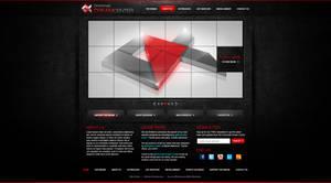 Cinci Dream Center's website by Stephen-Coelho