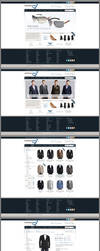 Fashion E-Commerce website by Stephen-Coelho