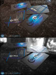 Coxx Events business cards