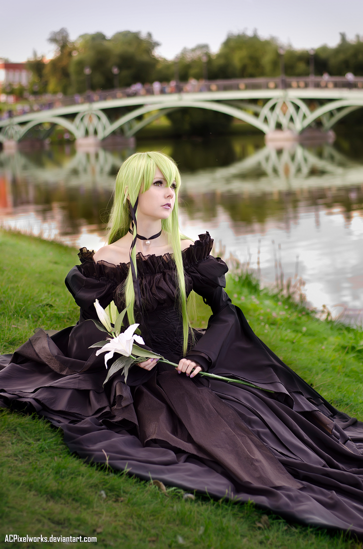 C.C. Code Geass 01 by ACPixelworks