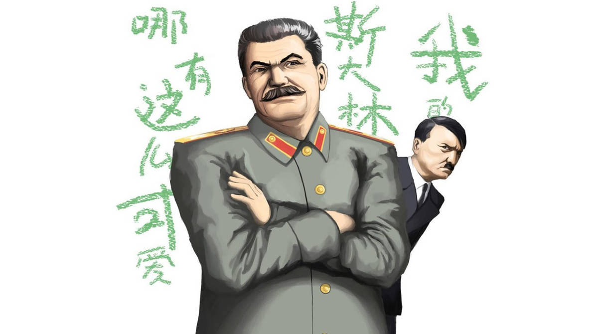 My Little Stalin Sama Cant Be This Kawaii By Grandmasterswaglord On