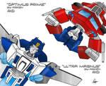 Optimus Magnus RID
