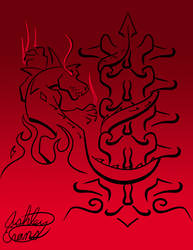 Baeshra Spine Tattoo