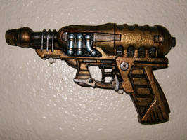 Modified Pulse Pistol 1 by KiraBlackwell