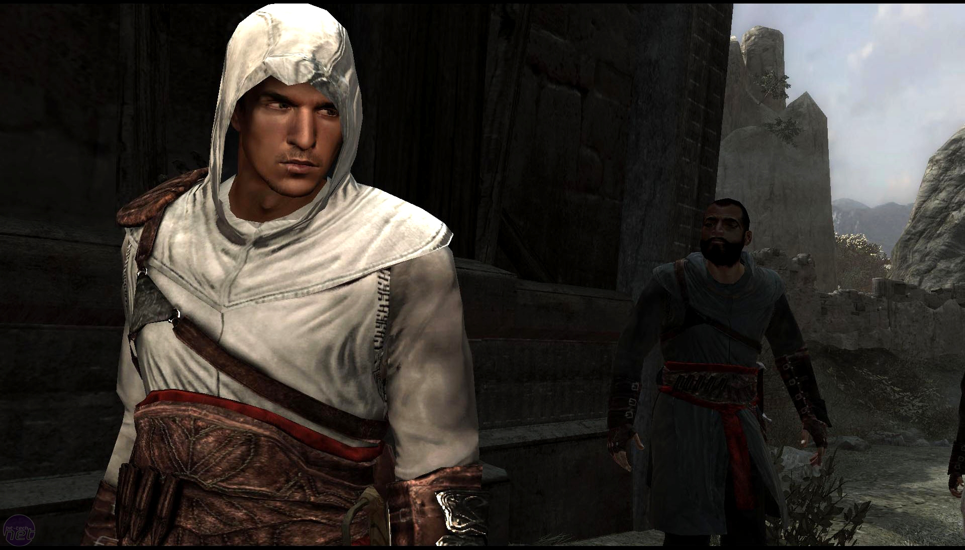 Assassin Face Assassin's Creed Altair Face