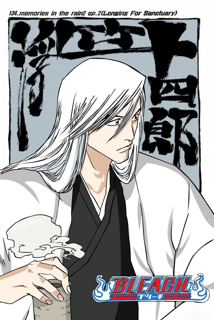 Bleach Captain Jushiro Ukitake Jushiro Ukitake · Bleach
