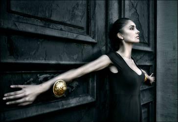 It Dwells Behind Closed Doors by Nicolas-Henri