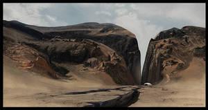 Desert Rift by lukasesch
