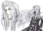 Final Fantasy 7 Sephiroth