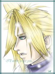 FFVII: Never forget Zack.. by DarkLitria